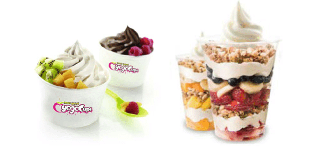 YogoCups Frozen Yoğurt Bayilik & Franchise