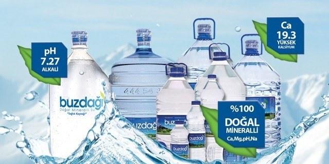 Buzdağı Doğal Mineralli Su Bayilik & Franchise