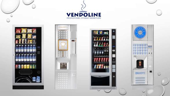 Vendoline Otomat Makineları ile Kazanç