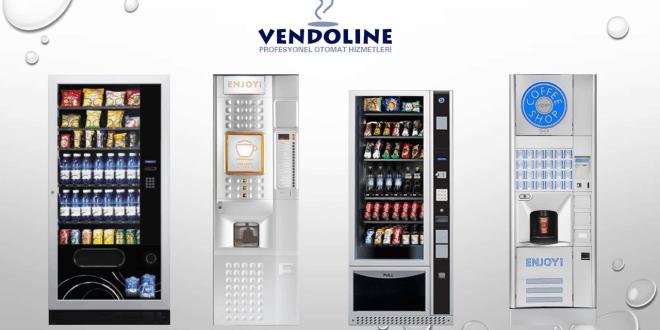 Vendoline Otomat Makinaları