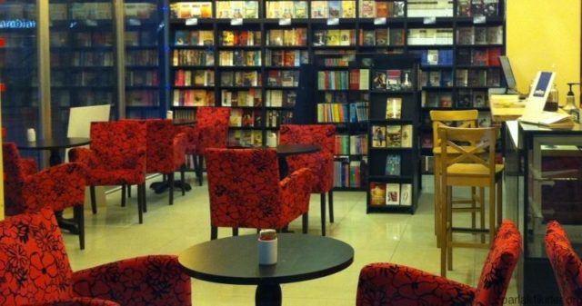 Kitap Kafe Açmak