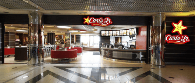Carl's Jr. Fet Restaurant Bayilik Franchise