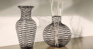 Evde Dekoratif Vazo İşi