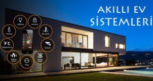 Akıllı Ev Sistemleri Yapımı
