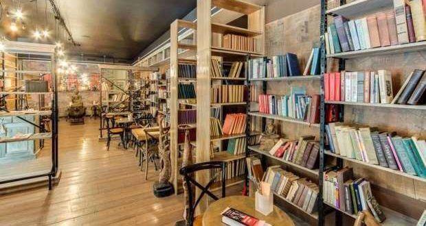 Kitap Cafe Açmak