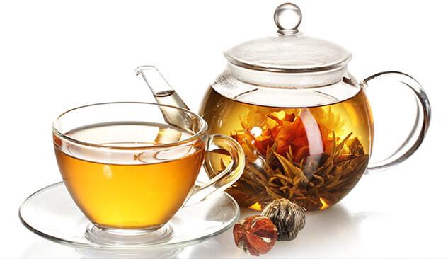 bitkisel çay üretimi